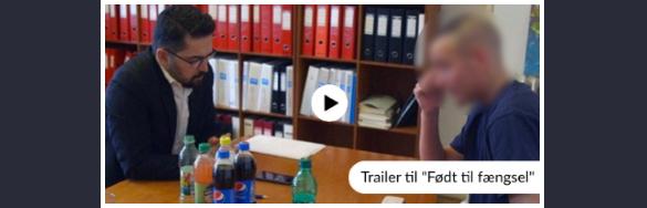 Se trailer til Født til fængsel