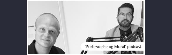 'Forbrydelse og Moral' podcast ep. 34 - Erbil Kaya